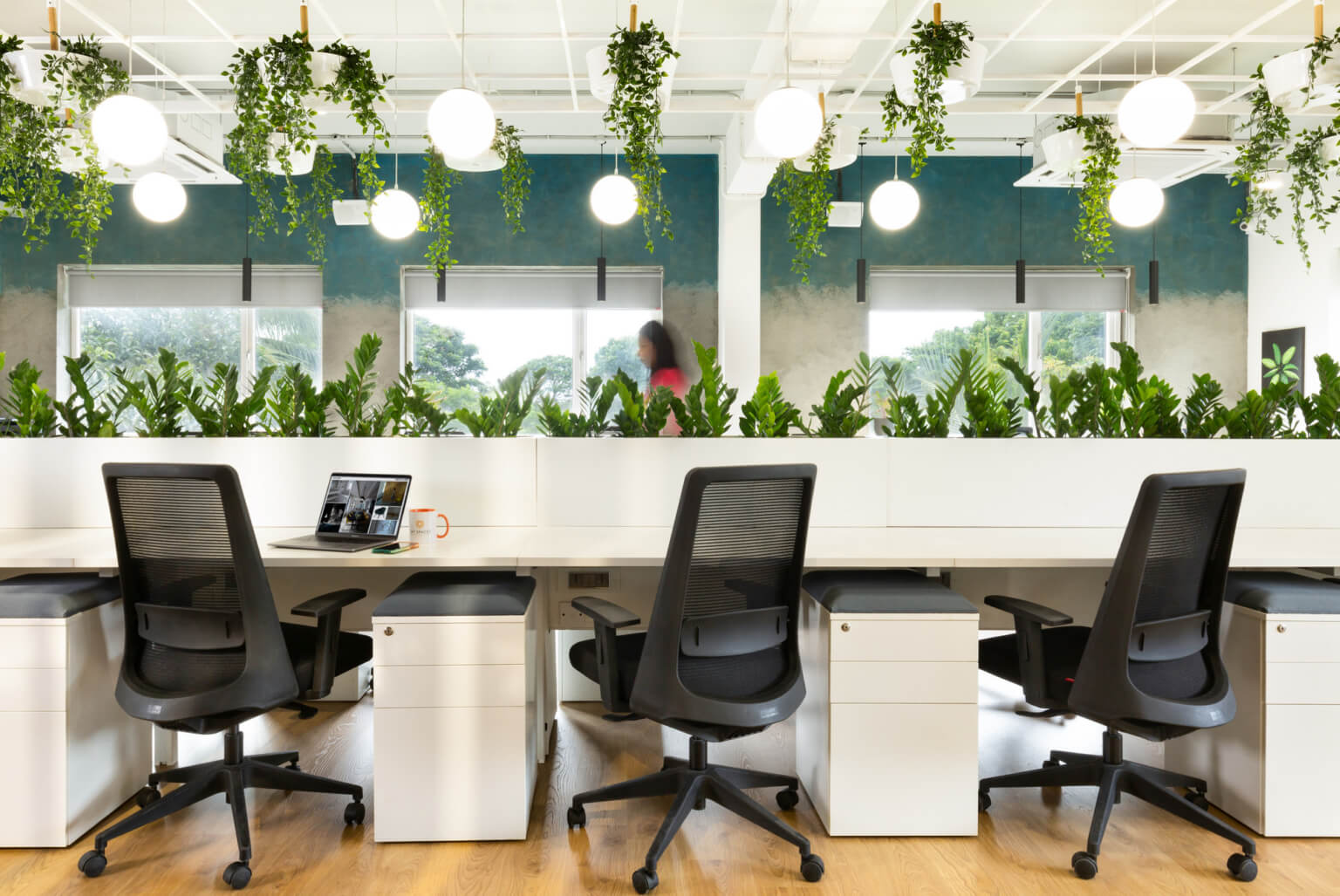 Why invest in greening your office 5