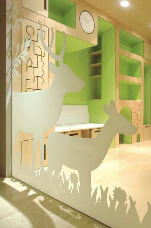 Interior Design dental clinic 5