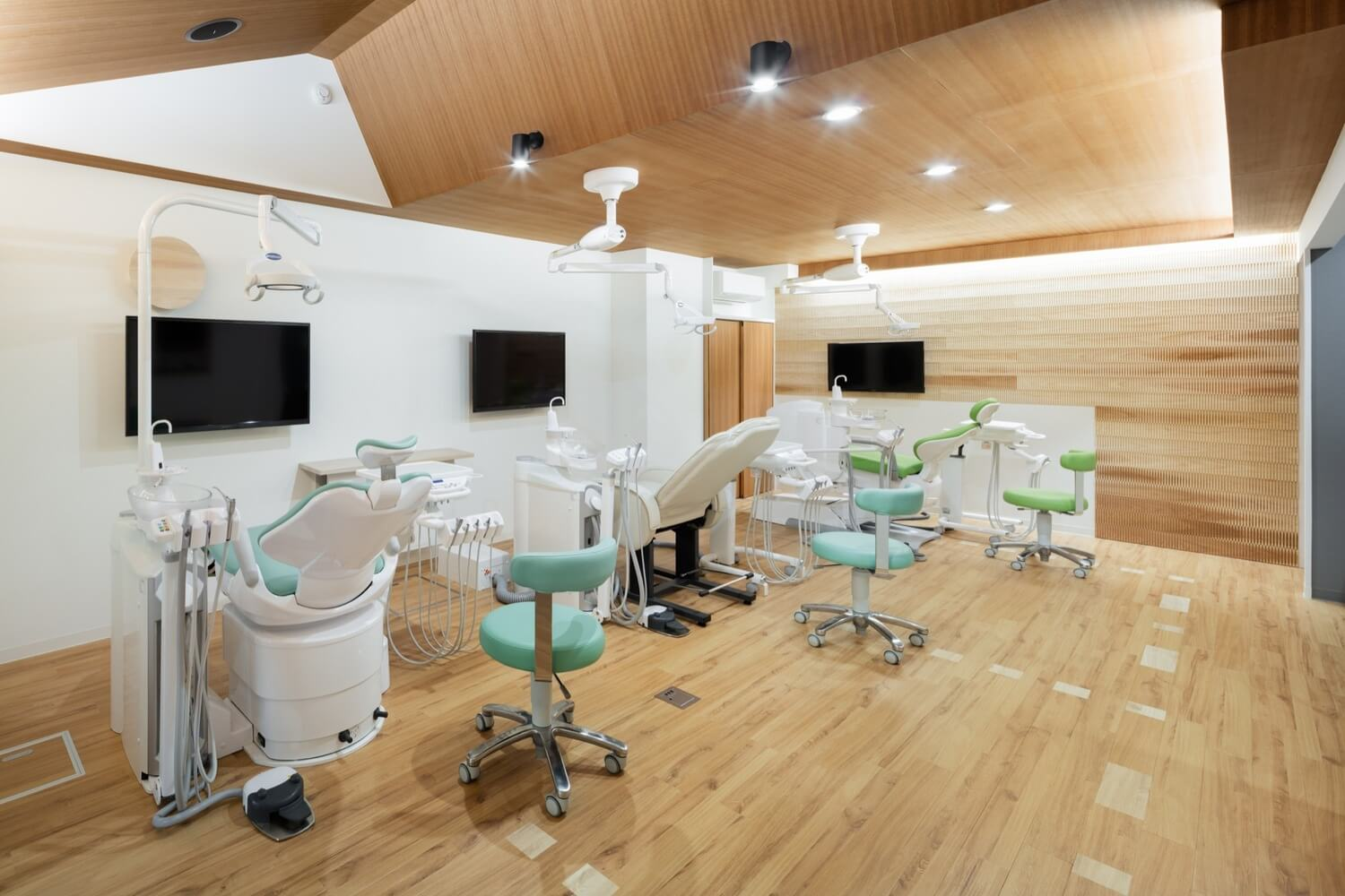 Interior Design dental clinic