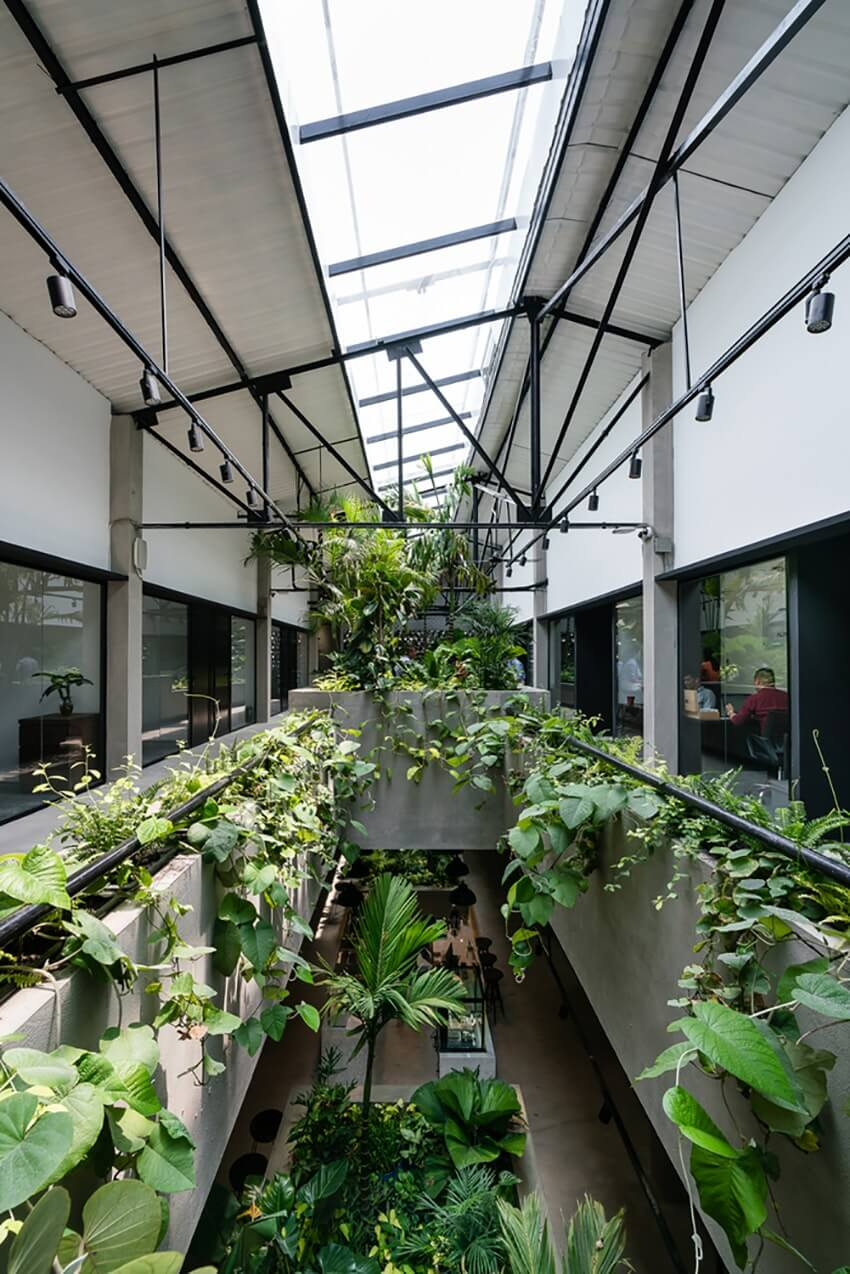 Biophilic design in office spaces 3 2