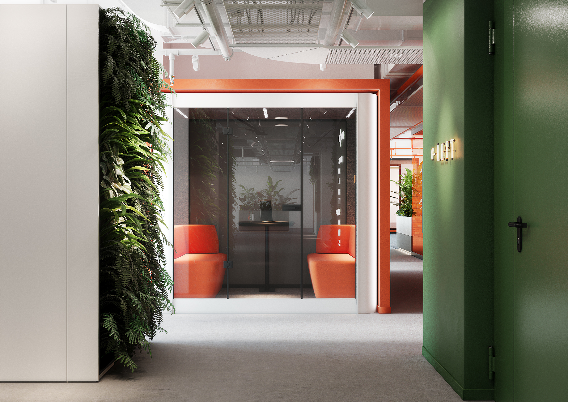 Meeting spaces that every office space should have 1